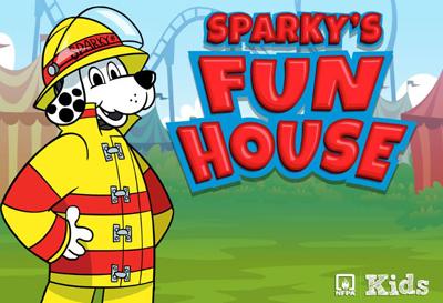 Sparky's Fun House
